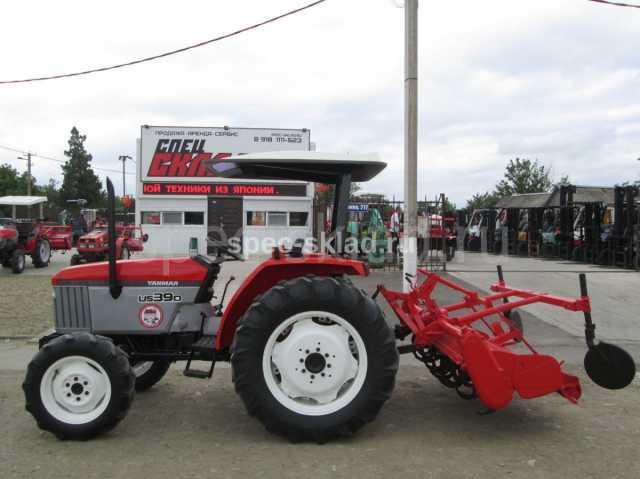 Продам Мини-трактор YANMAR US39D