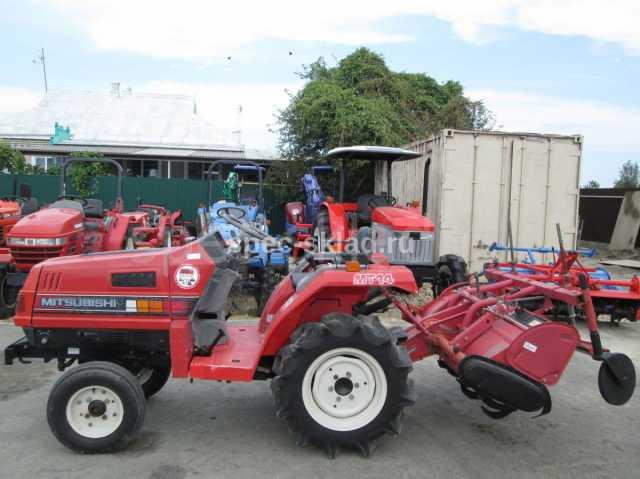 Продам: Мини-трактор Mitsubishi MT14S