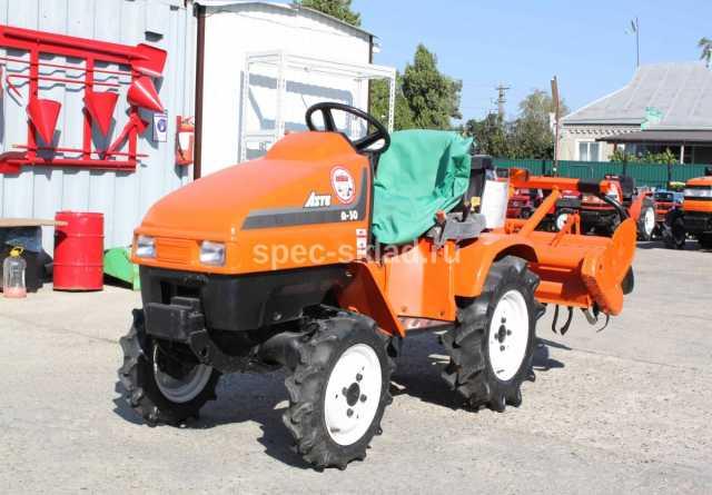 Продам Мини-трактор Kubota A-30D