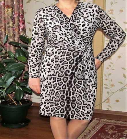 Продам Трикотажное платье