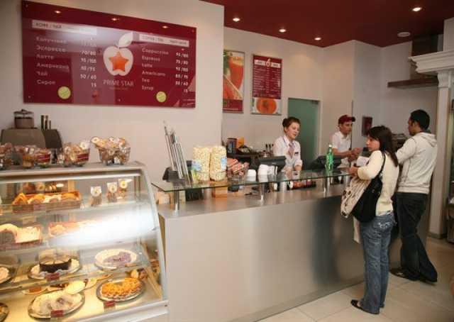 Вакансия: РФ Украина Беларусь сотрудники в кафе