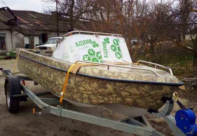 Продам Лодка Лиман 480Плюс. Пластиковая