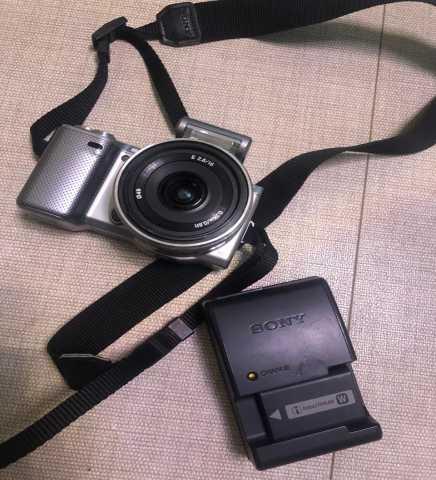 Продам Фотокамера Sony NEX-5N 50i
