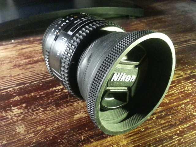 Продам объектив Nikkor 50 mm