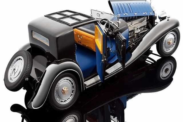 Продам модель Bugatti Royale (1938 г)