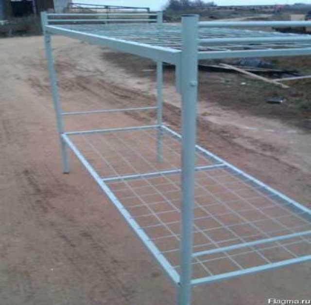 Продам: Железные кровати для рабочих
