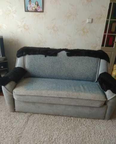Продам: Мягкий диванчик раскладной