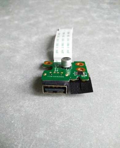 Продам USB плата ноутбука HP G6 (DAR33TB16C0)