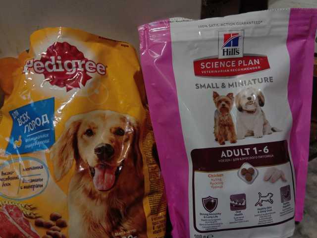 Отдам даром: Корм для собак