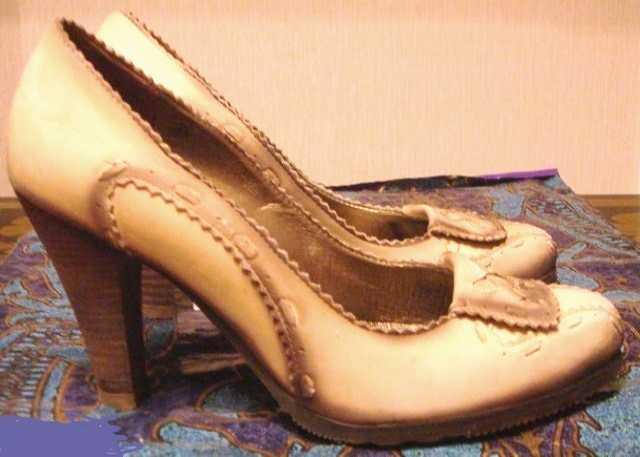 Продам Туфли кожа (Caprice)