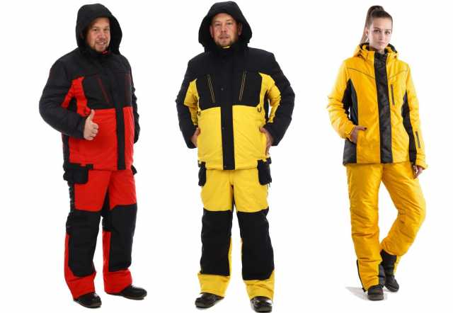 Продам Зимние костюмы для взрослых и детей