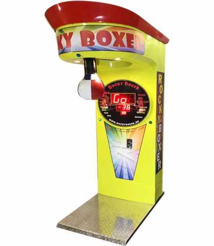 Продам: Автомат силомер боксер RockyBoxer от про