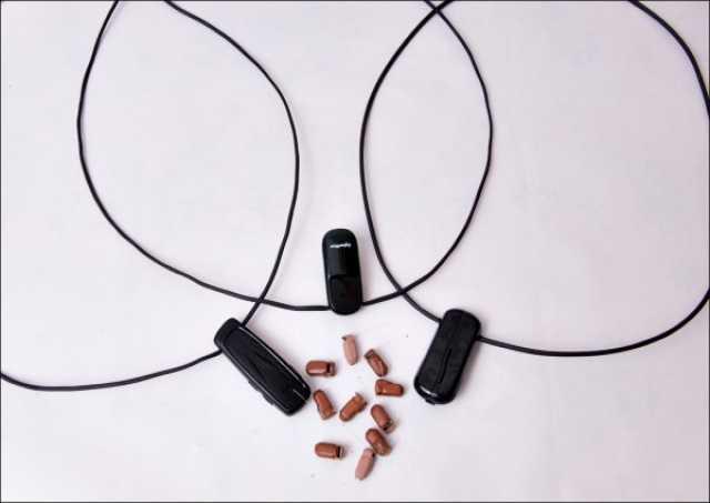 Продам: магнитные нанонаушники и микронаушники