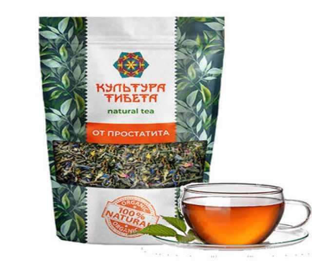 Продам Культура Тибета чай от простатита