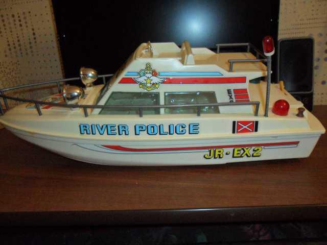 Продам Полицейский катер