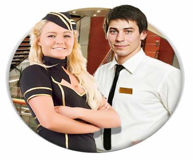 Вакансия: персонал на круизный лайнер