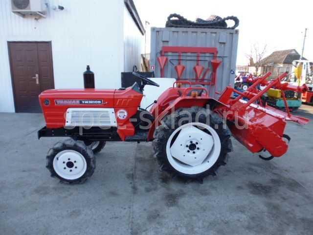 Продам Мини-трактор Yanmar YM1810D