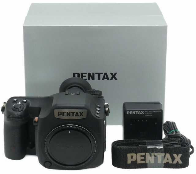 Продам Цифровая зеркальная камера Pentax 645Z