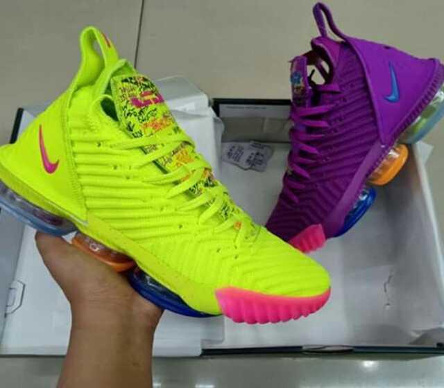 Продам Nike Lebron 16 Confetti