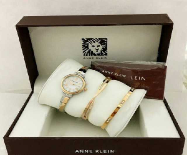 Продам Подарок: часы с браслетами Anne Klein