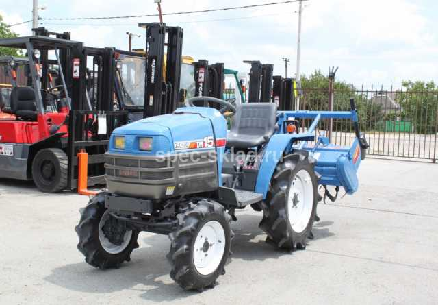 Продам Мини-трактор Iseki TM15F