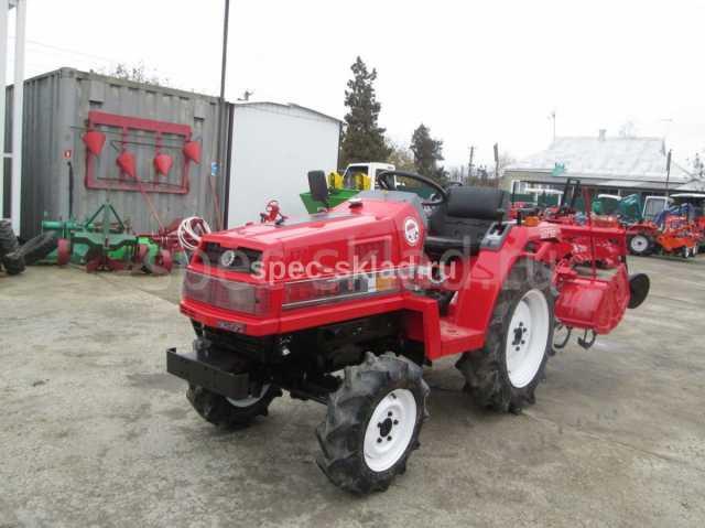 Продам Мини-трактор Mitsubishi MT16D