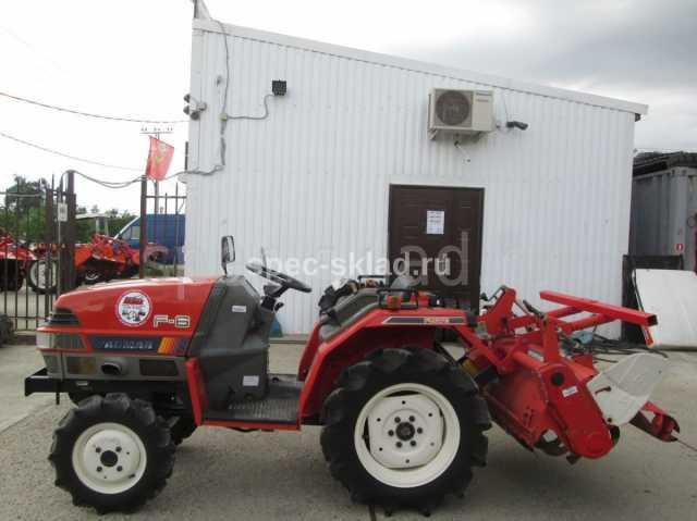 Продам Мини-трактор YANMAR F6D