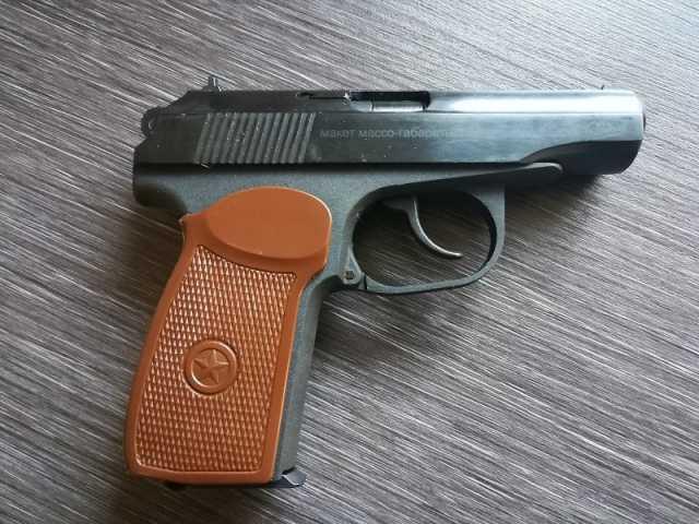 Продам ММГ учебный пистолет Р-ПМ ,Макарова
