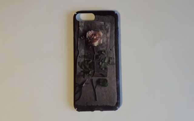 Продам: Чехол для Эпл айФон 7 плюс и 8 плюс роза