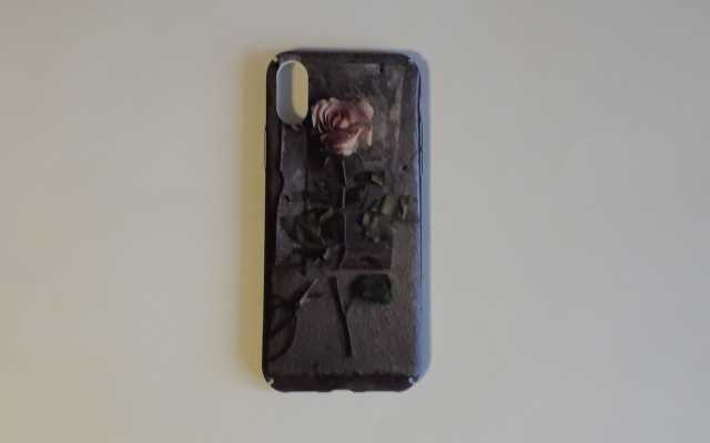 Продам: Чехол для Эпл айФон ЭКСэс и ЭКС роза