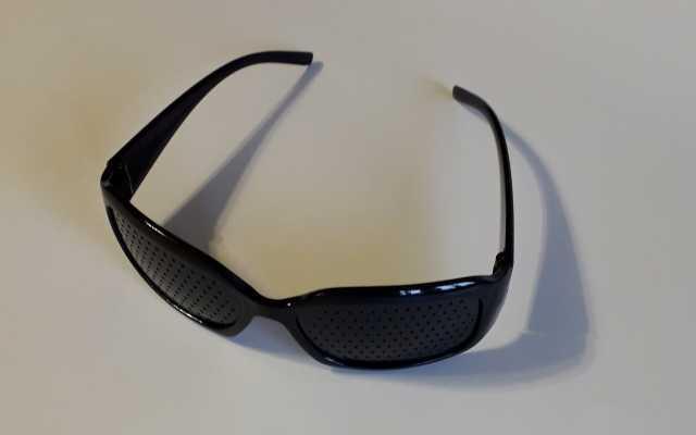 Продам: Очки для тренировки зрения