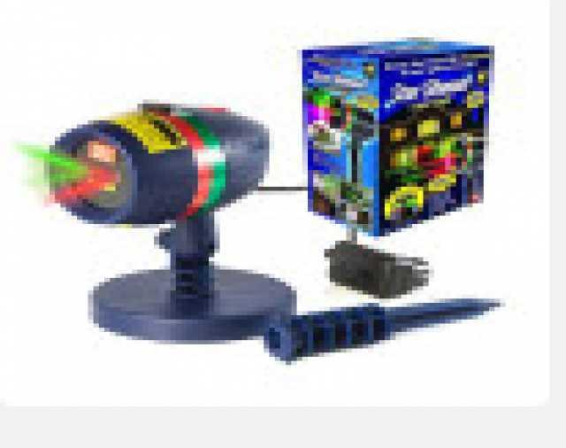 Продам: Лазерный проектор для Рождества