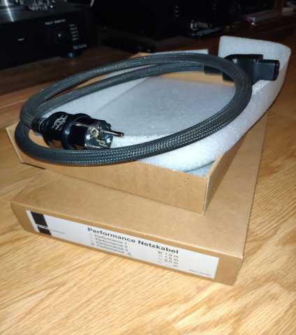 Продам кабель силовой Fisch Audiotechnik P0 1mr