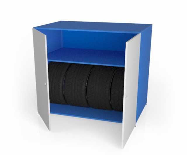 Продам Шкаф металлический для хранения шин ШМ-3