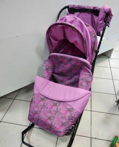 Продам: Санки коляска