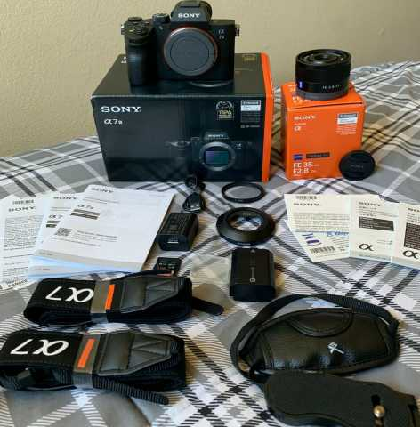 Продам Sony A7iii Alpha Full Frame Mirrorless C