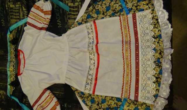 Продам Детский народный костюм