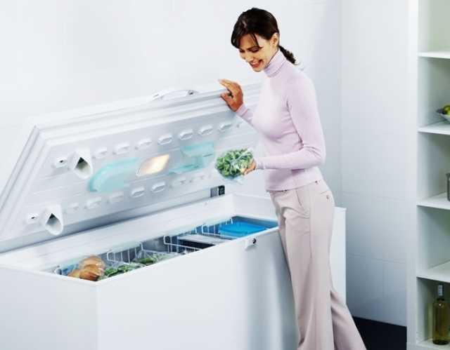 Куплю: морозильные лари с прямым стеклом б/у