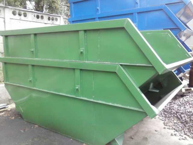 Предложение: Контейнер для вывоза мусора автомобильны