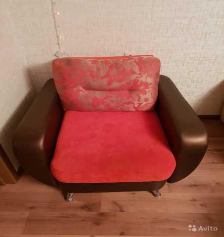 Продам: Кресло раскладное (коралловое)