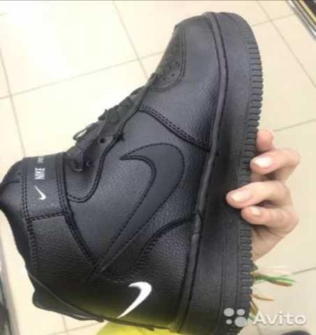 Продам: Зимние кроссовки