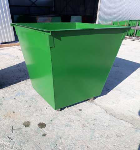 Предложение: Контейнер стационарный для мусора