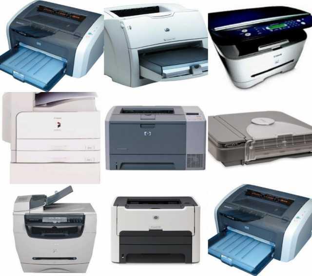 Куплю: Выкуп лазерных принтеров, МФУ, Челябинск