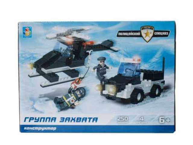Продам Конструктор легосовместимый Вертолет и д