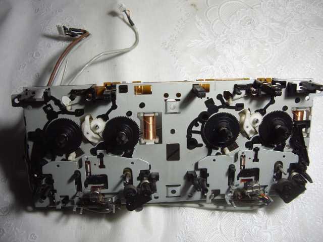 Продам: Двухкассетный лентопротяжный механизм