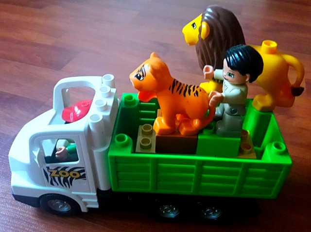 """Продам Набор Лего """"Зоопарк"""", конструктор Лего"""