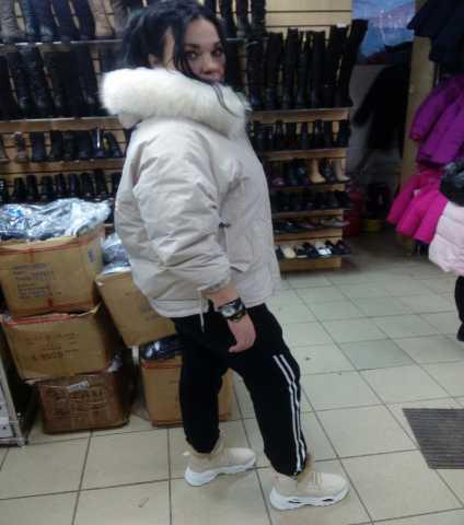 Продам Куртка женская зима