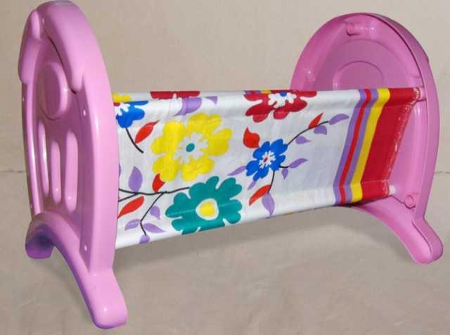 Продам: Кроватка для кукол до 50 см. Анюта (Подр
