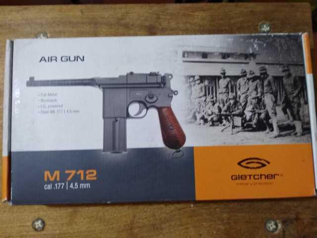 Продам пневматический пистолет