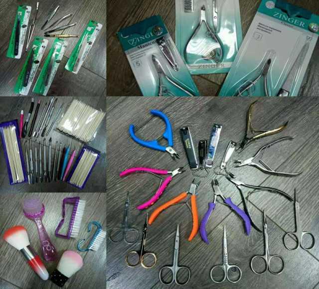 Продам Инструменты для маникюра и педикюра